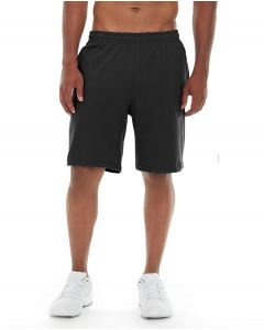 Arcadio Gym Short-36-Black